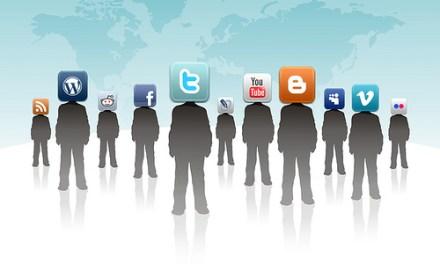 Acceden a redes sociales el 60 por ciento de los internautas mexicanos
