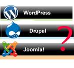 CMS: WordPress, Joomla o Drupal ¿Cuál elegir ?