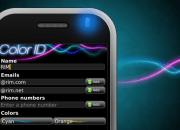 Cómo personalizar los contactos de tu BB con colores LED