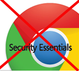 Microsoft Security Essentials elimina Chrome al confundirlo con un virus