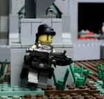 Bricks of Wars, Stop-motion con Legos sobre el juego Gears of Wars