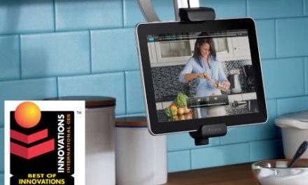 #CES2012 Un accesorio para llevar la tecnología a la cocina, de manera segura