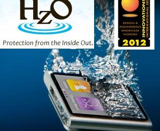 #CES2012 Ya existe la tecnología para generar dispositivos resistentes al agua