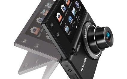 Samsung MV880, para fotografiar desde todos los ángulos