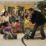 Flashmob en Zaragoza, sensacional!