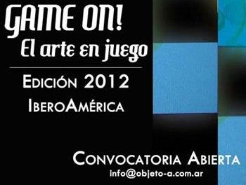 Game-on! Y su convocatoria a su 3er Congreso Iberoamericano