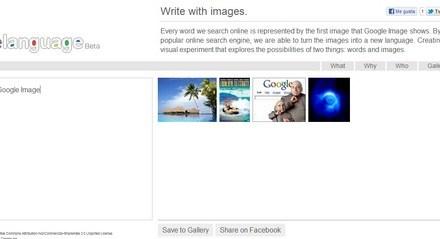 The Image Language, transforma palabras en imágenes