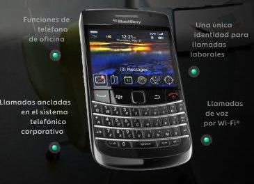 Imprescindible para empresas: Actualización BlackBerry Mobile Voice System 5.2