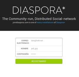 Diaspora: La red social que quiere darle pelea a Facebook