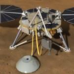 InSight será la nueva misión de la NASA a Marte para explorar por debajo de la superficie