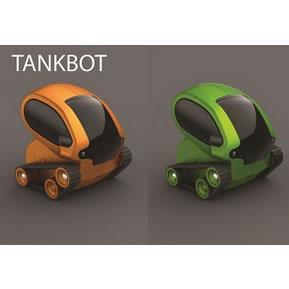 Mini Robots manejados desde tu teléfono inteligente