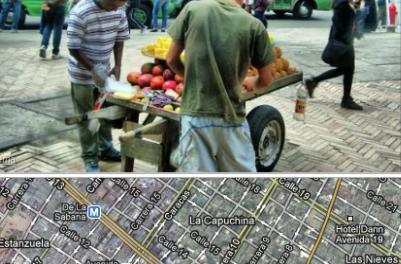 El Street View de Google llega a Valparaíso, Concepción y Santiago  / Chile