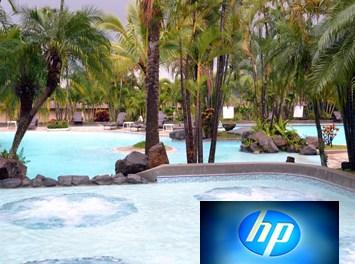 Recién llegados a Costa Rica para participar en el HP Bloggers Day #HPBlggrs