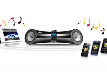Audio Dock Wireless de Samsung
