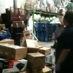 #WTF Si esto es real ¿Así tratan los productos en este depósito? #Video