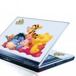 En Finlandia la policia confisca laptop de Winnie The Pooh de una niña de 9 años #WTF