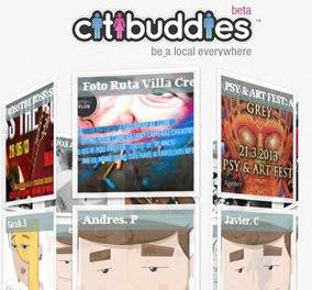 Citibuddies: En busca de toda la información turística de manos de sus habitantes! [startups]