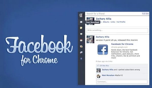 facebook-for-chrome