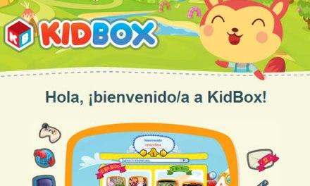 KidBox: Internet controlada y juegos para los más pequeños