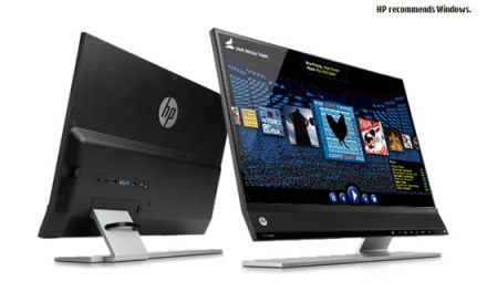 HP presenta monitor de 27″ con sonido espectacular Beats Audio™
