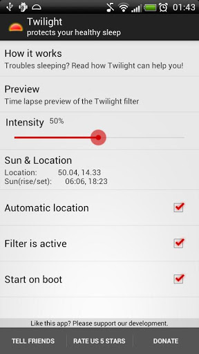 twilight-android