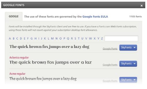 google-fonts-open-source