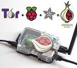 AdaFruit Onion Pi Pack, un kit para construir un gadget que te hará navegar anónimamente