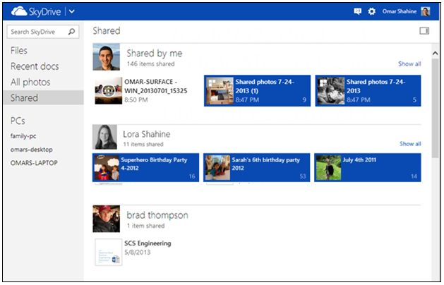 skydrive-share