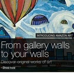 Amazon abre su propia galería de arte con mas de 40.000 obras