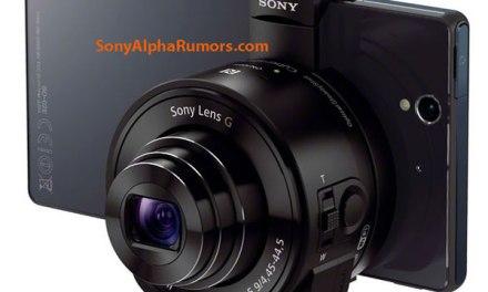 Lentes diseñados por Sony para teléfonos inteligentes iPhone y Android