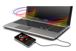 Toshiba Sleep & Music: Utiliza los parlantes de tu compu, aunque esté apagada