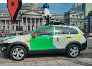 La Justicia  permite la toma de imágenes de Google #StreetViewArgentina