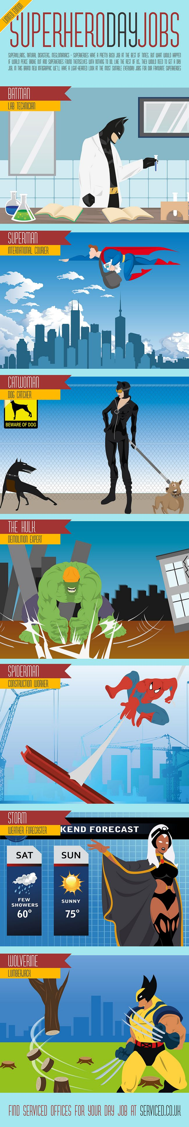 superhero-day-job