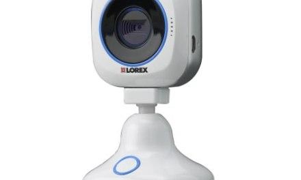 Flir Flex HD: cámara portatil HD conectada por WiFi #CES2014