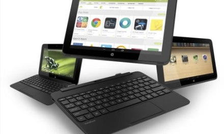 HP SlateBook X2 Tablet/PC convertible con sistema operativo 100% Android #CES2014