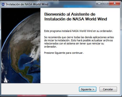 nasa-wind-isntall
