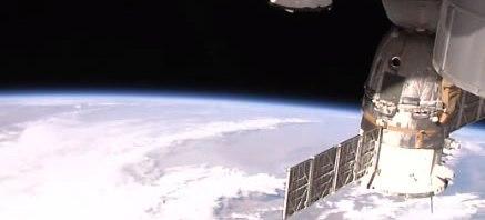 ¿Quieres saber qué ven los astronautas desde la Estación Espacial Internacional en este momento?