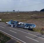 Impactantes escenas de un pueblo fantasma en Fukushima, abandonado luego del Tsunami del 2011