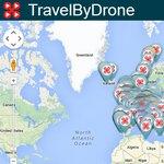 TravelbyDrones, conoce lugares alrededor del mundo a través de vídeos grabados por Drones