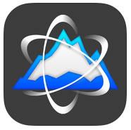 Skitude: app móvil que registra tu día de esquí, recorridos, fotos  y te mantiene informado #bdigitalapps