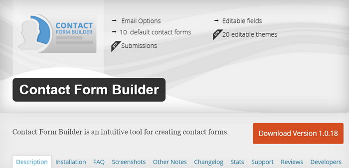 contact-form-builder