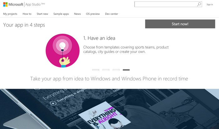 microsoft-app-studio-beta