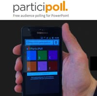ParticiPoll: ¿Cómo hacer votaciones en vivo en una presentación PowerPoint?