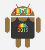 Google se suma a la celebración del Orgullo LGBT con nueva y colorida ropa para Androidify