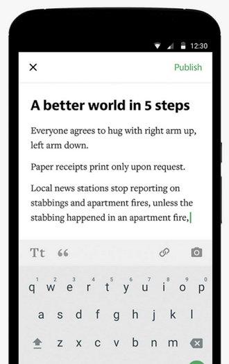 medium-android-editor