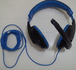 Review: Audífonos Rush On-Ear Gamer Acteck #Rush