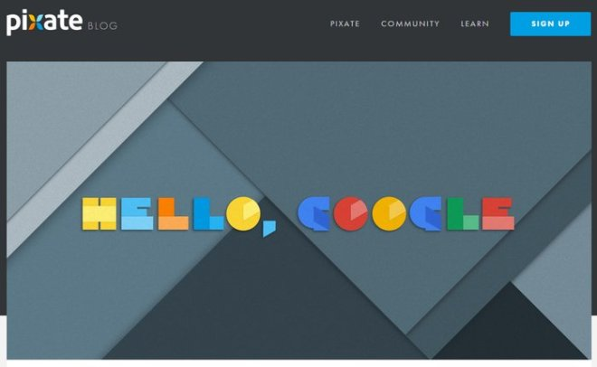 pixate-google