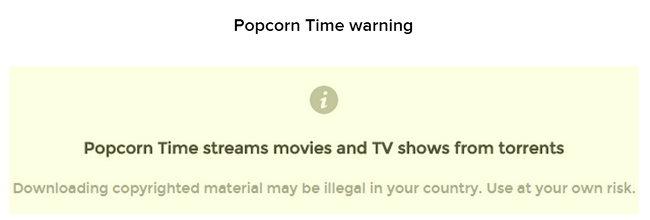 popcorn-time-warning