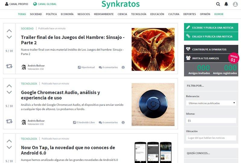 synkratos