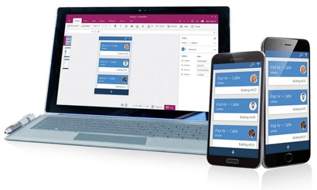 Microsoft lanza Preview pública de PowerApps para crear aplicaciones sin escribir código